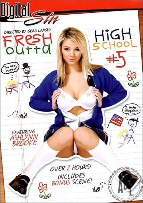 fresh outta high school 5