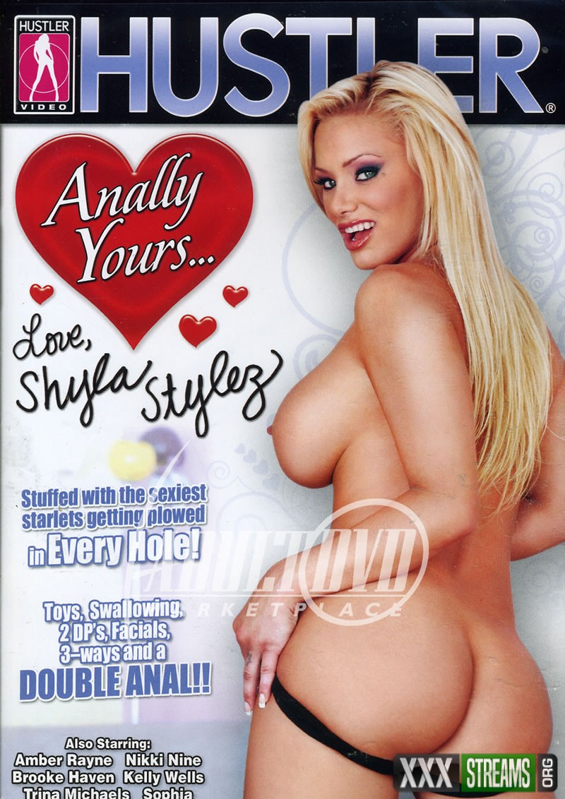 ANALLY YOURS LOVE SHYLA STYLEZ