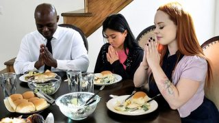 Ember Snow, Summer Hart – Foster Daughter Learns Manners The Hard Way