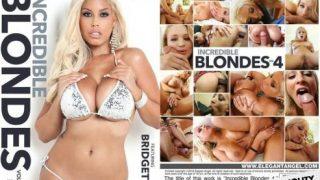 Incredible Blondes # 4